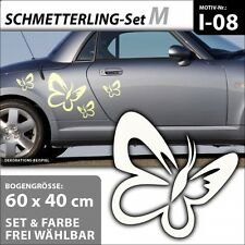 Schmetterling Auto Aufkleber Butterfly Car Tattoo Sticker Autoaufkleber . I-08