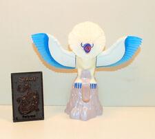 """2003 Roc Attacks 5"""" Giant Snow Bird Burger King Toy & Constellation Card Sinbad"""