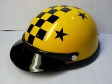 Helmet Hat Cap Dog Cat Costume Accessory Pet Supplies Safety Yellow Car Racing