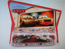 DISNEY PIXAR CARS BOB CUTLASS & DARRELL CARTRIP MOVIE MOMENTS THE WORLD OF CARS