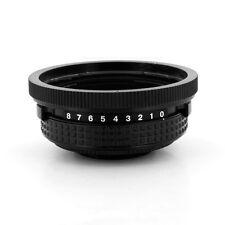 Arsat Tilt Swing Adapter Hasselblad Lens to M42 42mm camera