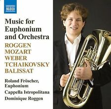 Music for Euphonium and Orchestra, New Music