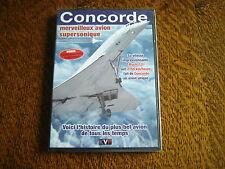 dvd concorde merveilleux avion supersonique NEUF
