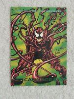 "1993 Skybox Marvel Masterpieces Series 2 #19 ""Carnage"" NM"