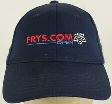 Frys.com Open Blue Baseball Hat Cap Adjustable Strap
