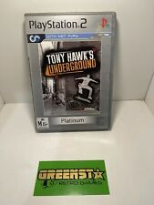 Tony Hawks Underground  Ps2 🇦🇺 Seller Free And Fast Postage ( Wet)