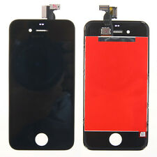 OEM Black Touch Screen Digitizer LCD Display Assembly Replacement For iphone 4