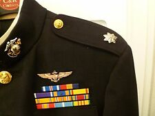 LT COLONEL CHALLENGE COIN US MARINES LT COL 0-5 PROMOTION USMC PIN UP GIFT WOW