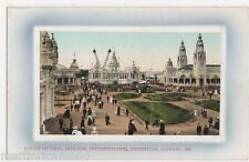 Imperial International Exhibition, Court of Arts Postcard, B486