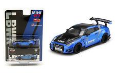 Mini GT 1:64 Mijo Exclusives LB Works Nissan GT-R R35 LB Livery 2