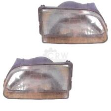 Headlight Set (Right & Left) for Toyota Starlet P8 Year 89-96