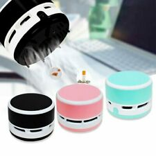 Mini Vacuum Cleaner Office Desktop Keyboard Mouse Dust Cleaning Sweeper US