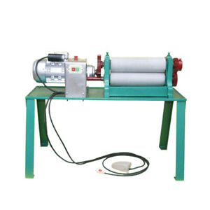 Electric Wax Foundation Sheet Mills Machine for Beekeeping, 86*310mm