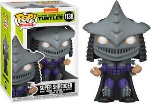 Teenage Mutant Ninja Turtles 2 Super Shredder Pop! Funko vinyl figure n° 1138