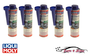 5 Pack 300 ml Can Liqui Moly JECTRON Gasoline Additive Fuel Injection Cleaner