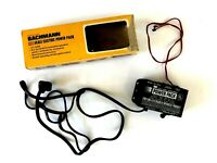 BACHMANN HO SCALE ELECTRIC POWER PACK For Vintage Train And Track Transformer