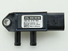 03L906051B Original Differenzdruckgeber 2,0 TDi CRBC VW Tiguan 5NA Golf 7 VII