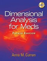 Dimensional Analysis for Meds by Curren…