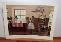 "Vintage Harold Ransom Stevenson ""After School"" Shorewood Publishers Art Print"