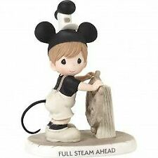 Disney Precious Moments 181096 Steamboat Willie Figurine Porcelain New & Boxed