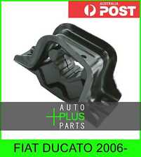 Fits FIAT DUCATO 2006- - Left Hand LH Engine Motor Mount Rubber
