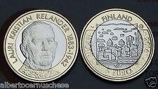 5 euro 2016 FINLANDIA Suomi Finland Finnland FINLANDE Lauri Kristian RELANDER