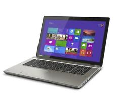 Toshiba P75 17.3in Business Laptop 3.4Ghz 16Gb 2Tb Dvd/Rw Backlit Win 10 Silver