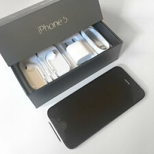 NEW Apple iPhone 5 Black 16GB Unlocked for International GSM/CDMA Smartphone