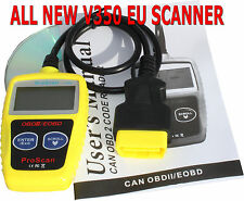 Fits Ford Mondeo Focus Fiesta OBD2 Fault Code Reader Reset Tool Scan PRO