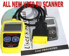Ford Mondeo Focus Fiesta OBD2 Herramienta de restablecimiento de lector de códigos de avería Escaneo Diagnóstico Pro