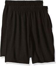 Hanes Big Boys' Jersey Short (Pack of 2)