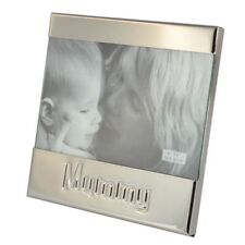 MUMMY Cherished Memories Silver Photo Frame Gift