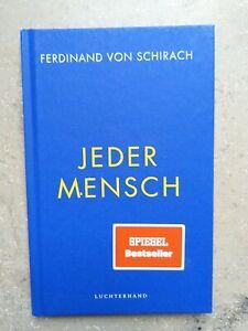 Ferdinand von schirach jeder mensch