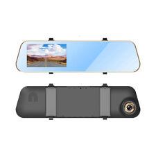 """4.3"""" 1080P LCD Car Rear View Backup Mirror Monitor Parking Reverse Camera Kit"""