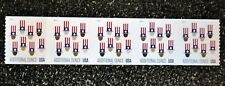 2019USA #5341 15c Additional Ounce Rate - Uncle Sam's Hat - Coil Strip of 5 PNC