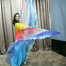 Belly Dance Wings Colorful Wings Angle Wings Belly Dance Costume Isis Wings