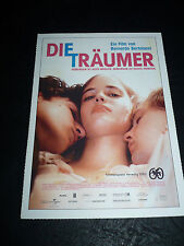 The Dreamers, film card [Michael Pitt, Eva Green] - Bernardo Bertolucci film