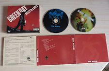 VERSION CD + DVD ALBUM DIGIPACK GREEN DAY BULLET IN A BIBLE