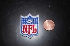 "NFL FOOTBALL 1 1/2"" Logo Patch Shield"