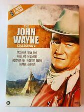 DVD: The John Wayne collection 2... DUTCH