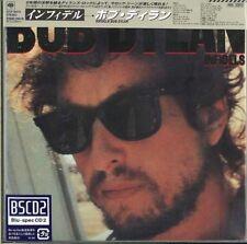 BOB DYLAN -INFIDELS-JAPAN MINI LP BSCD2 Ltd/Ed E51