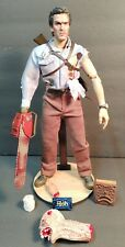 "1/6 Custom Ash Williams Evil Dead 2 ooak 12"" custom made figure Bruce Campbell"