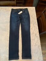 Adriano Goldschmied Jeans, The Stilt, Cigarette Leg, 25, Never worn. REV1100