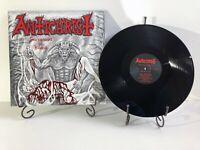 "ANTICHRIST Sacrament Of Blood 12"" LP – Black Vinyl - Ross Bay"