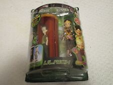 Marvel Toys Code Lyoko Ulrich with Transforming Chamber Action Figure