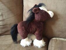 Webkinz Clydesdale Horse