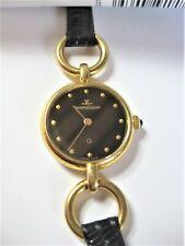 Wrist Watch Gold 750, Jaeger Lecoultre
