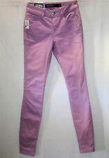 Jay Jays Brand Purple Wash Sits on Hip Skinny Leg Denim Jeans Size 6 BNWT #TL79
