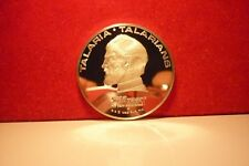 1993 Star Trek The Next Generation.Talaria.Silver Proof Coin Franklin Mint.