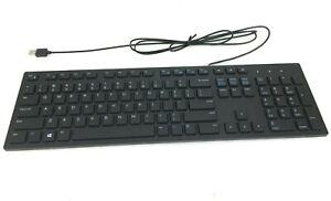 Dell KB216-BK-US Wired Keyboard Standard - Black USB 06WMN0